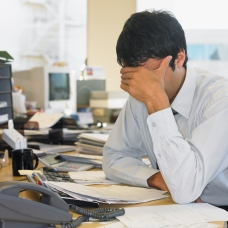 Sleep deprivation leads to poor work performance